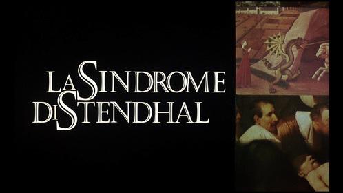 «Синдром Стендаля» — кадри