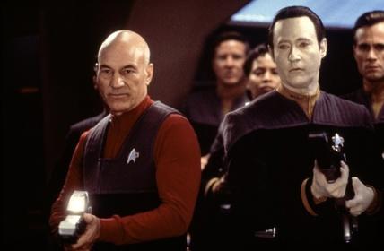 «Звездный путь: Первый контакт» — кадры