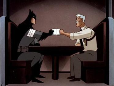 «Новые приключения Бэтмена» — кадры