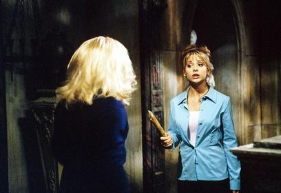 «Баффи – истребительница вампиров» — кадры