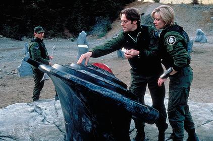 «Зоряна брама: SG-1» — кадри