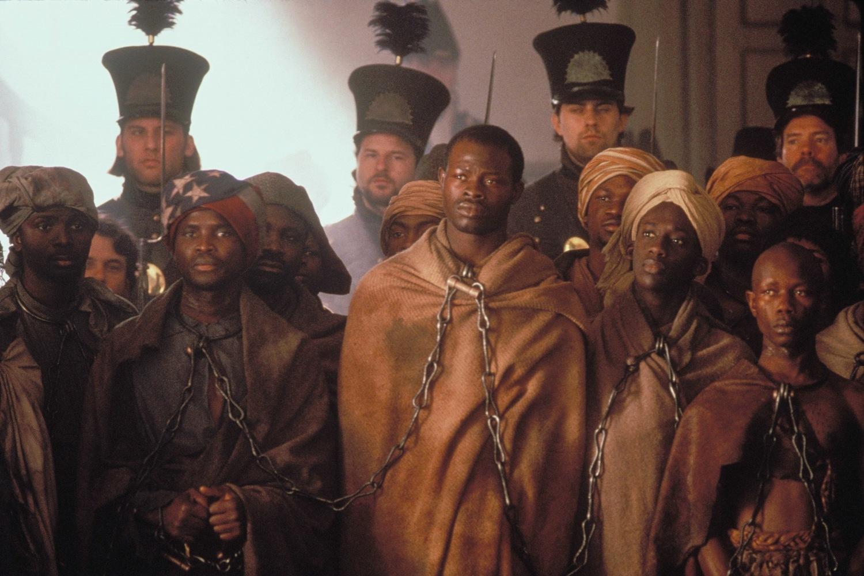 Фільм «Амістад» (1997): Джимон Гонсу 1500x1000