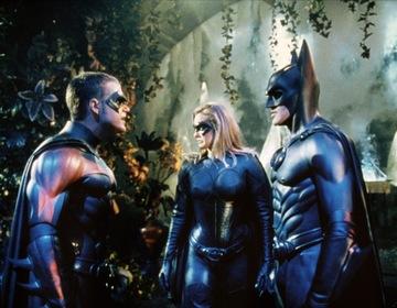 «Бэтмен и Робин» — кадры