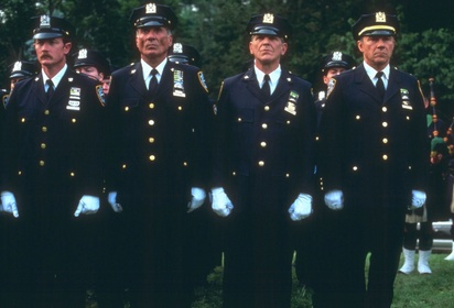 «Полицейские» — кадры