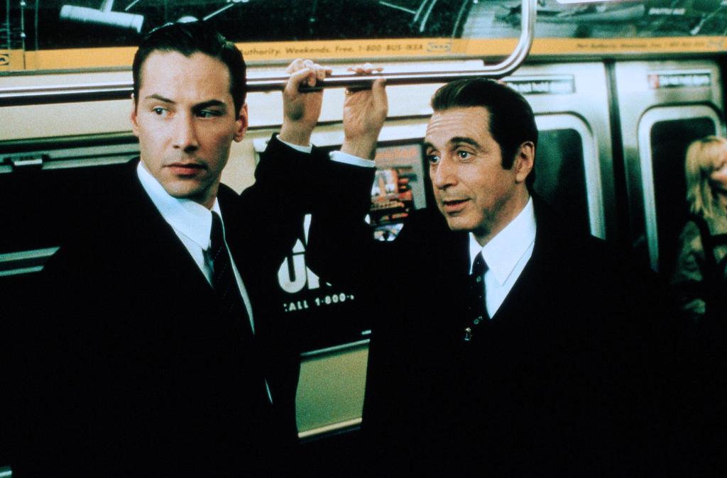 Фільм «Адвокат диявола» (1997): Кіану Рівз, Аль Пачіно 1024x674