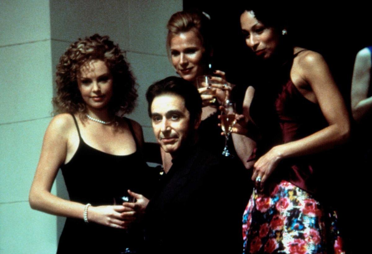 Фільм «Адвокат диявола» (1997): Шарліз Терон, Аль Пачіно, Памела Грей, Тамара Тюни 1200x820