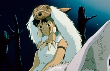 «Принцесса Мононоке» — кадры