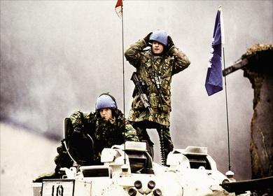 «Воины» — кадри