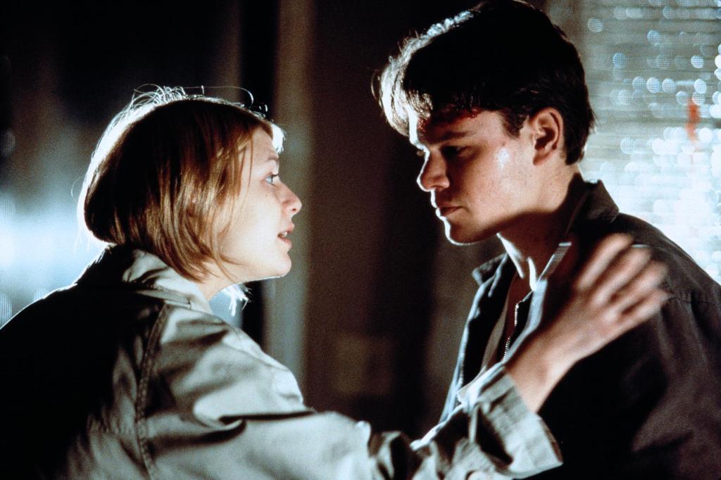 Фильм «Благодетель» (1997): Клэр Дэйнс, Мэтт Дэймон 1024x682