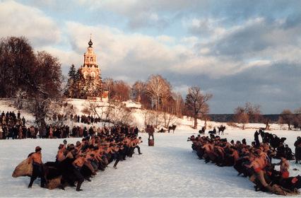 «Сибірський цирульник» — кадри