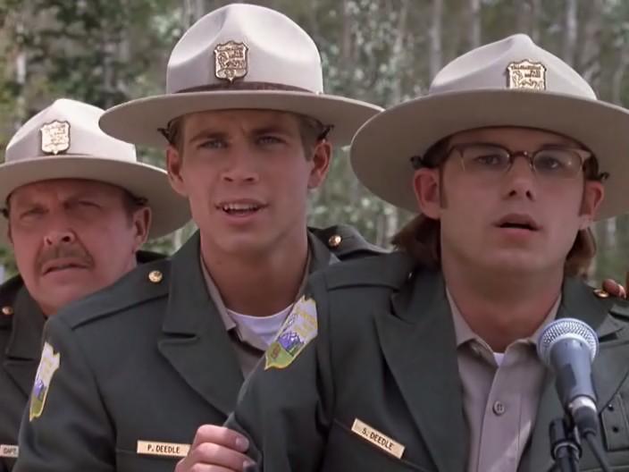 Фильм «Вместе с Дидлами» (1998): Пол Уокер, Джон Эштон, Стив Ван Уормер 704x528