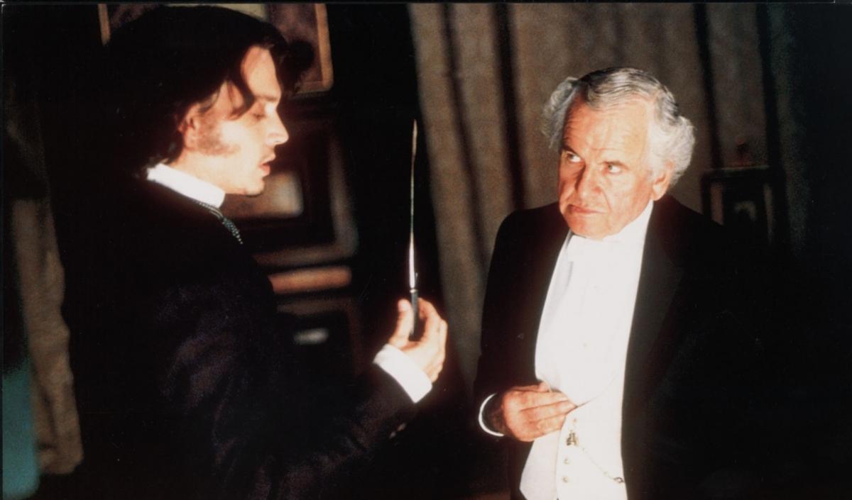 Фільм «Із пекла» (2001): Джонні Депп, Єн Голм 1200x705
