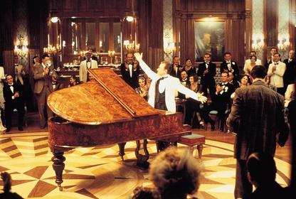 «Легенда про піаніста» — кадри