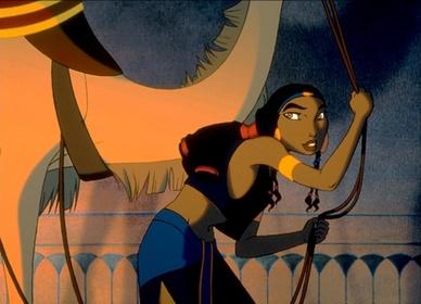 «Принц Египта» — кадры