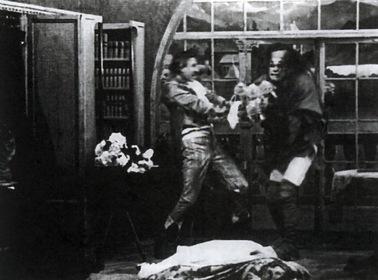 «Франкенштейн» — кадры