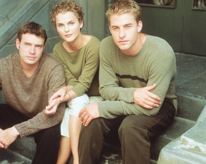 Серіал «Фелисити» (1998 – 2002): Скотт Фоулі, Кері Рассел, Скотт Спідман 1500x1197