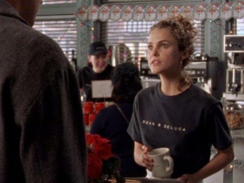 Серіал «Фелисити» (1998 – 2002): Кері Рассел 3 сезон, 11 епізод — «And to All a Good Night» 500x375