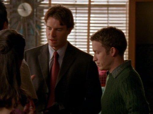 Серіал «Фелисити» (1998 – 2002): Скотт Фоулі, Роб Бенедикт 4 сезон, 7 епізод — «The Storm» 500x375