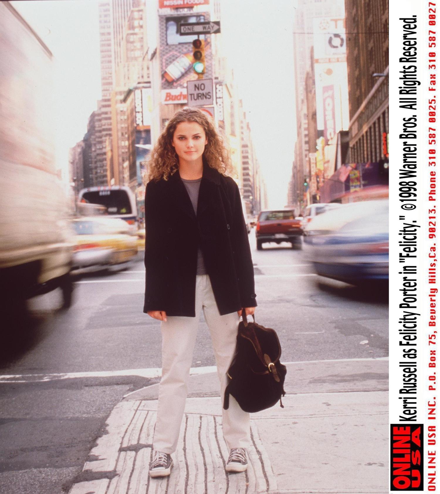 Серіал «Фелисити» (1998 – 2002): Кері Рассел 1500x1682