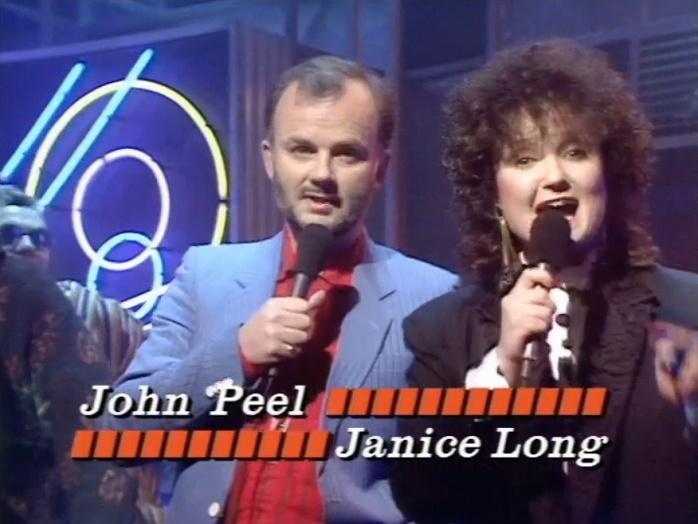 Серіал «Вершина популярности» (1964 – 2012): Дженис Лонг, Джон Пив 698x524