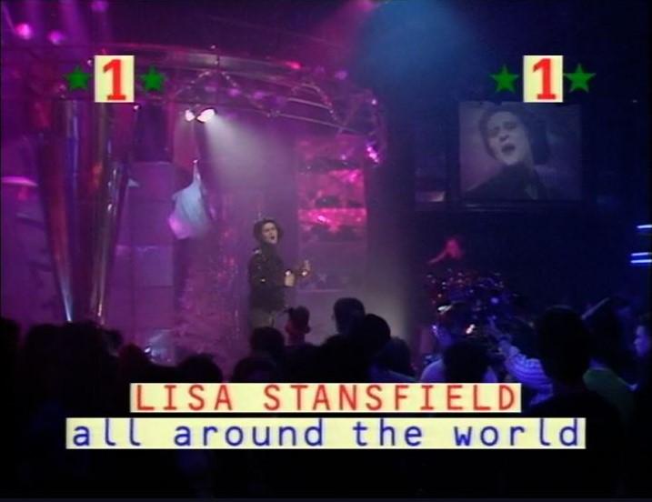 Серіал «Вершина популярности» (1964 – 2012): Ліза Стенсфілд 717x552