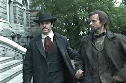 «День, когда был убит Линкольн» — кадры
