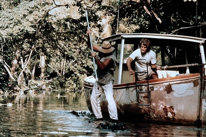 «Крокодил-убийца» — кадры