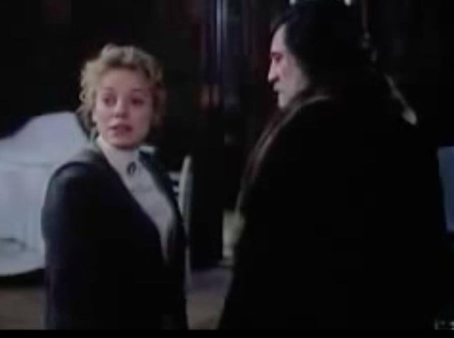 Фільм «Вишнёвый сад» (1999): Тушка Берген 890x663