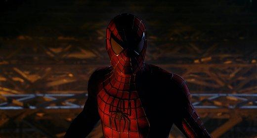 «Человек-паук» — кадры