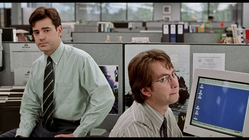 «Офісний простір» — кадри