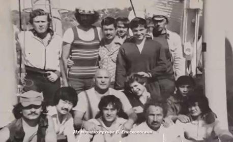 «Пірати XX століття» — кадри