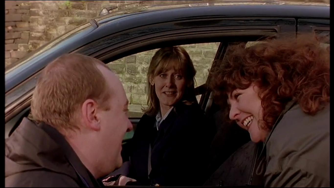 Серіал «Там, где сердце» (1997 – 2006): Уильям Трэвис, Кетрін Хант, Сара Ланкашир 3 сезон, 1 епізод — «Expansions» 1366x768