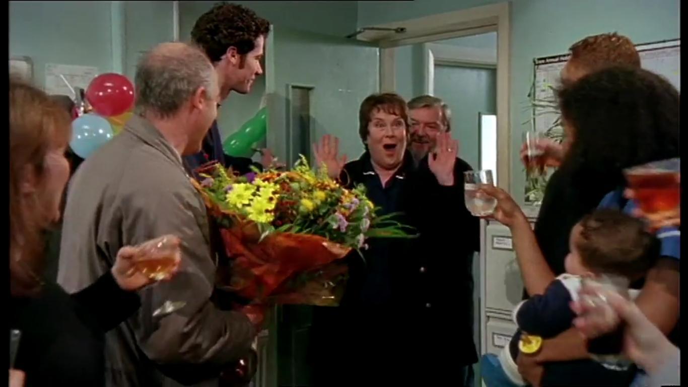Серіал «Там, где сердце» (1997 – 2006): 4 сезон, 6 епізод — «The Leaving Party» 1366x768