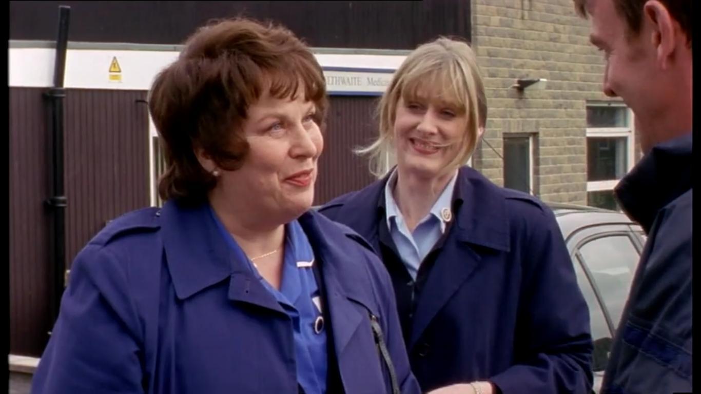 Серіал «Там, где сердце» (1997 – 2006): Martin Troakes, Пем Ферріс, Сара Ланкашир 3 сезон, 2 епізод — «Learning The Game» 1366x768