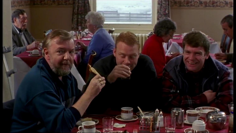 Серіал «Там, где сердце» (1997 – 2006): Саймон Эшли, Томас Крейг, Тоні Хейгарт 2 сезон, 4 епізод — «Gone Fishing» 1500x844
