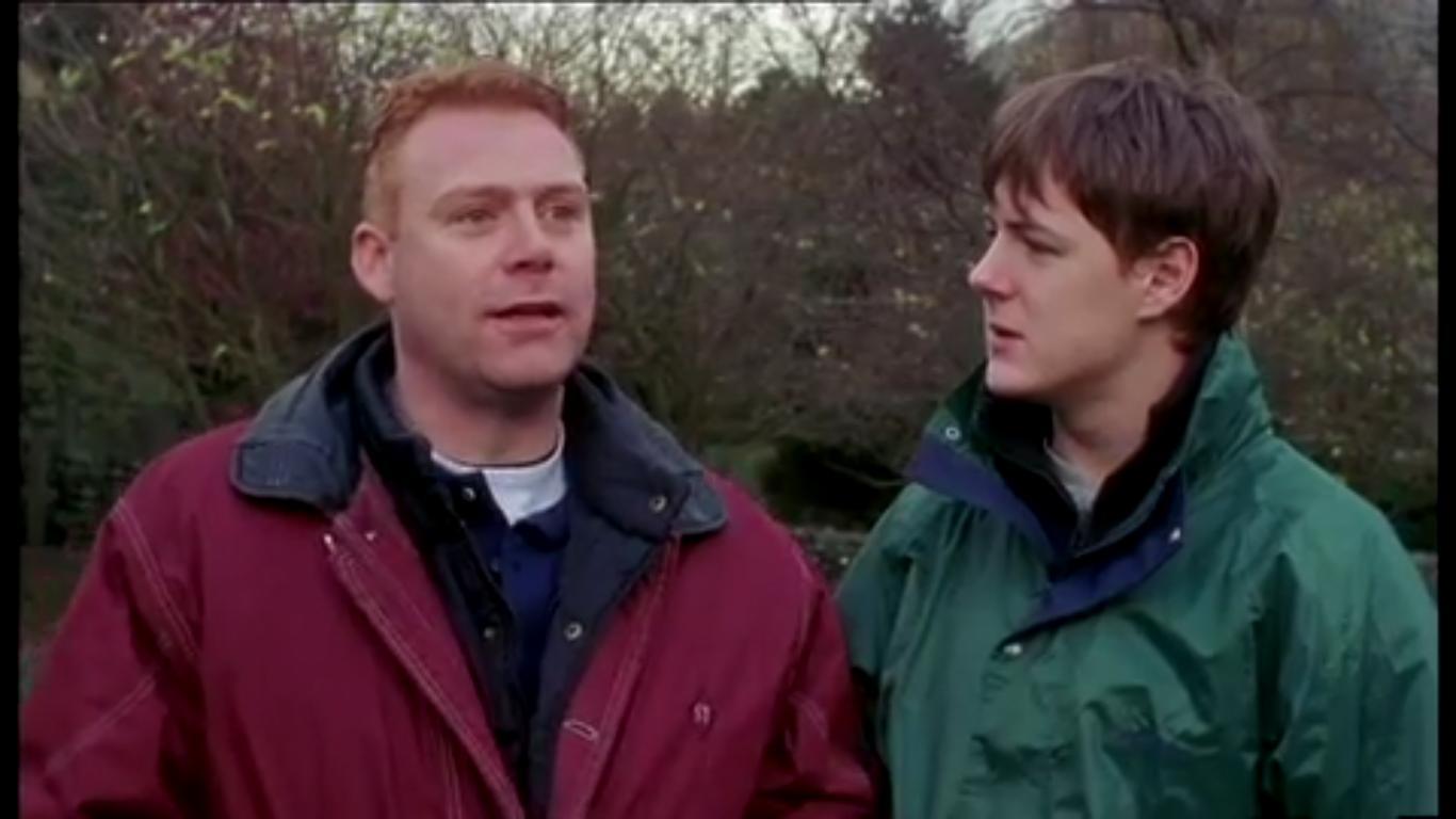 Серіал «Там, где сердце» (1997 – 2006): Томас Крейг, Эндрю Нотт 3 сезон, 7 епізод — «Reach For The Stars» 1366x768
