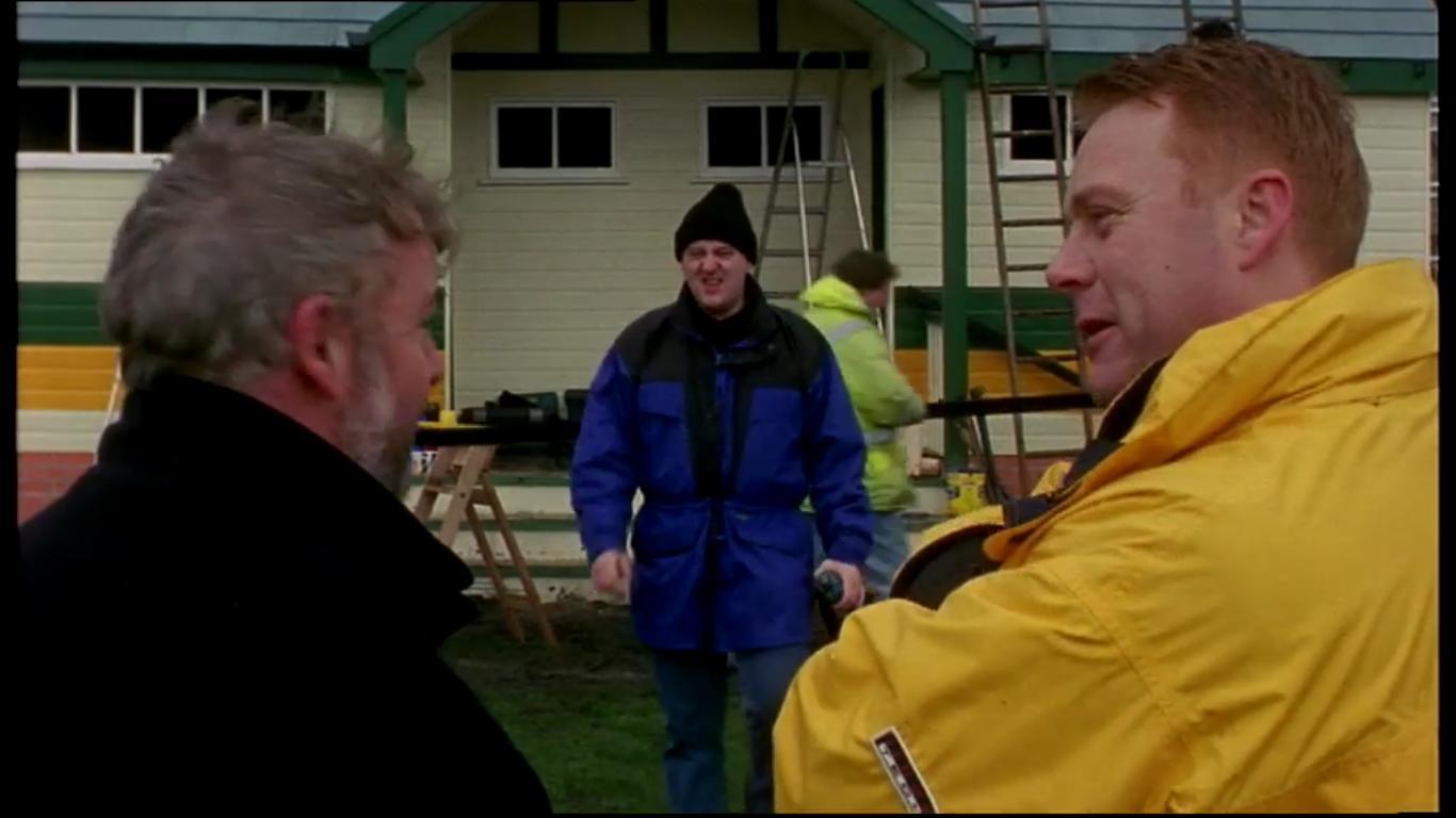 Серіал «Там, где сердце» (1997 – 2006): Томас Крейг, Тоні Хейгарт, Уильям Трэвис 2 сезон, 10 епізод — «Love» 1366x768