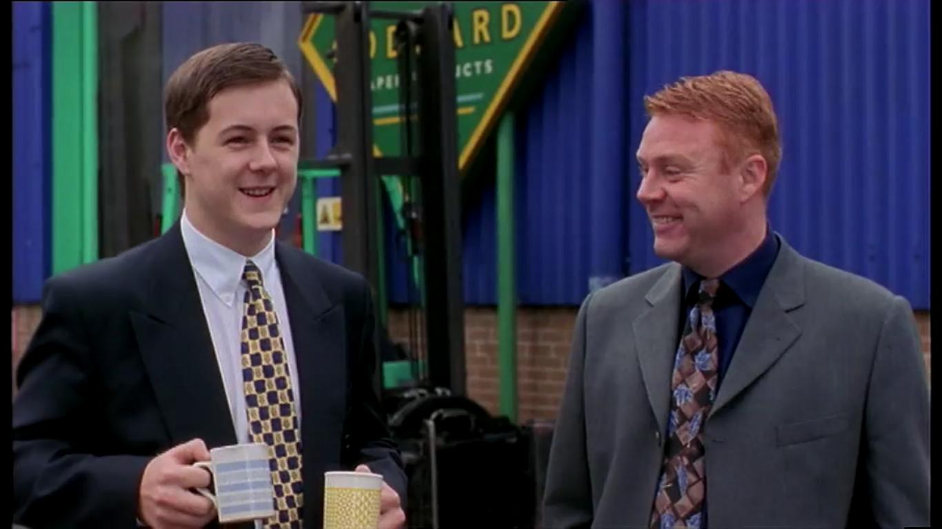 Серіал «Там, где сердце» (1997 – 2006): Томас Крейг, Эндрю Нотт 3 сезон, 2 епізод — «Learning The Game» 1366x768