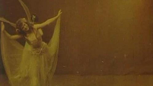 «Балетная постановка» — кадри