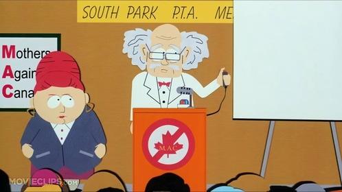 «Південний парк: Більший, довший і необрізаний» — кадри