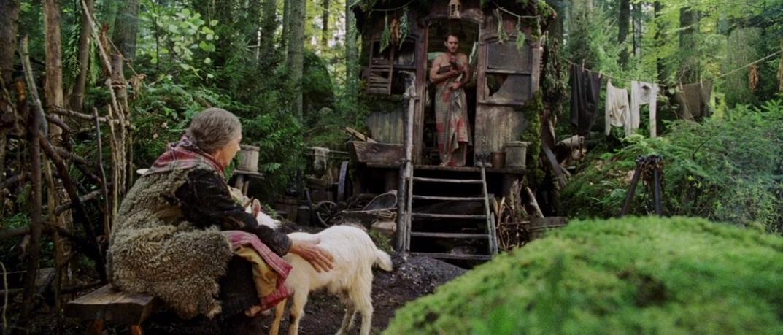 Фільм «Холодна гора» (2003): Джуд Лоу, Айлін Аткінс 1073x459