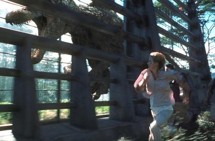 «Парк Юрського періоду 3» — кадри