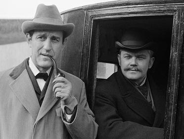 «Шерлок Голмс» — кадри