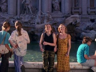 «Сабрина едет в Рим» — кадри