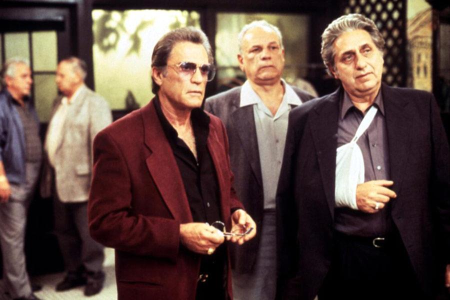 Фильм «Пес-призрак: Путь самурая» (1999): Клифф Гормен, Виктор Арго, Джон Торми 900x600