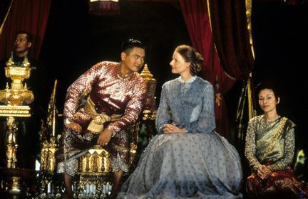 «Анна та Король» — кадри