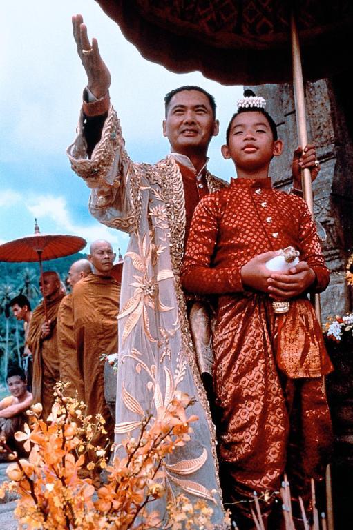 Фільм «Анна та Король» (1999): Юнь-Фат Чоу 511x768