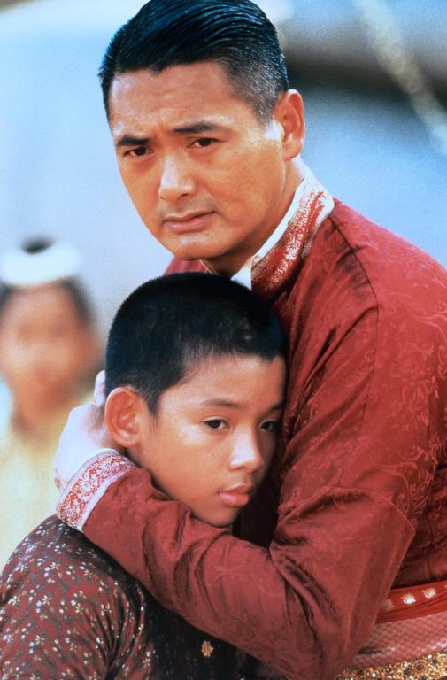 Фільм «Анна та Король» (1999): Юнь-Фат Чоу 505x768