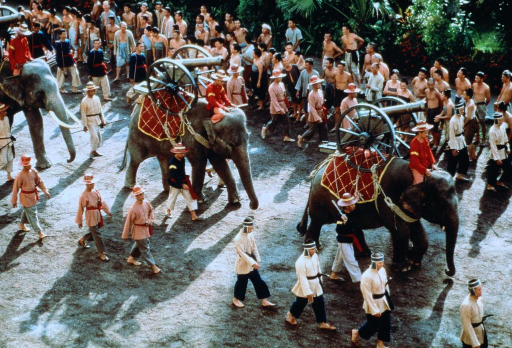 Фільм «Анна та Король» (1999): 1024x697