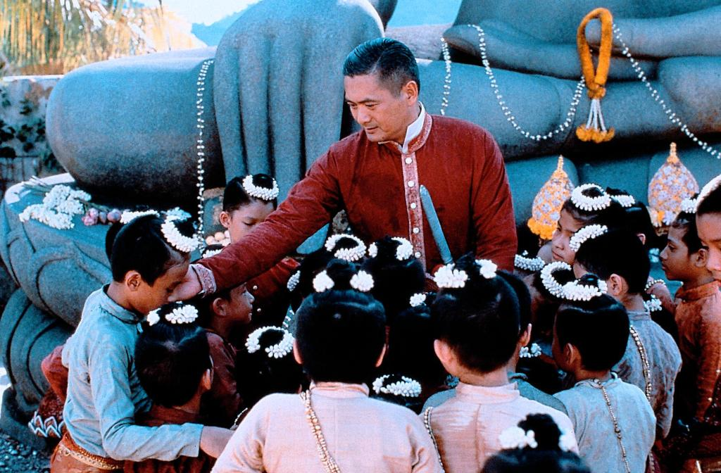 Фільм «Анна та Король» (1999): Юнь-Фат Чоу 1024x672